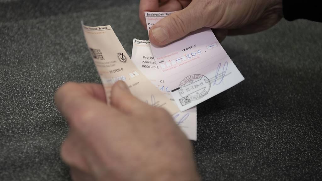 Zahlungsmoral von Schweizer Firmen hat sich trotz Corona verbessert