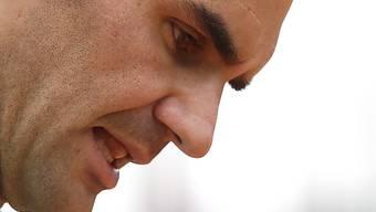 Roger Federer vor Premiere in Istanbul
