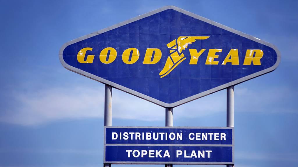 US-Reifenhersteller Goodyear will Konkurrenten Cooper übernehmen. (Archiv)