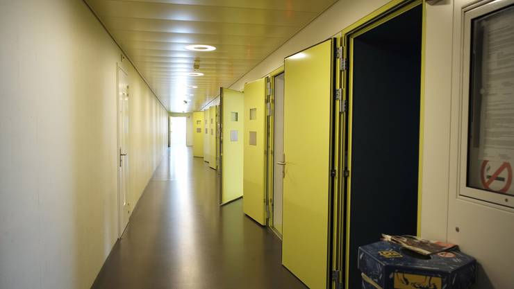 Die Baselbieter Gefängnisse sind zu 90 Prozent ausgelastet.