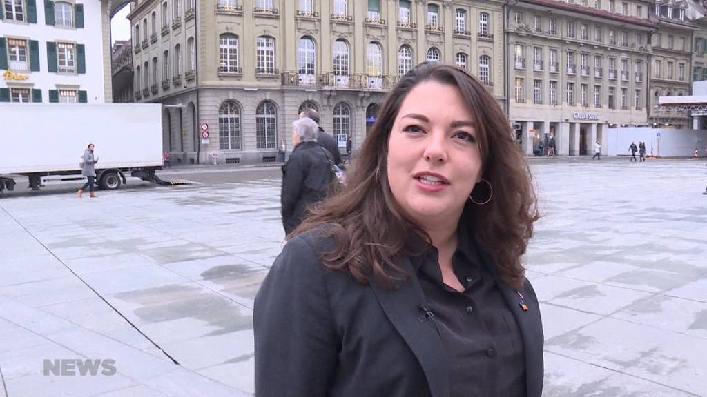 Nach Wahlen: Erster Tag im Bundeshaus