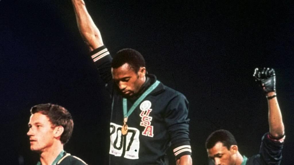 Black-Power-Aktivist Tommie Smith würde es wieder tun