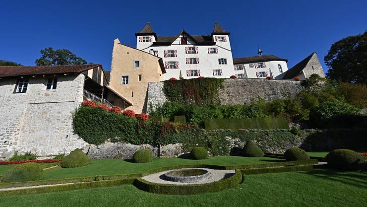 Am 7. Juni wird das Schloss wieder geöffnet