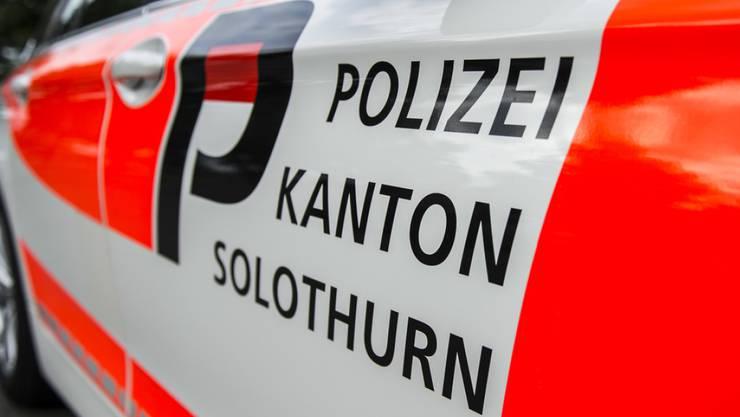 Die Kantonspolizei Solothurn konnte den Täter am Bahnhof Olten festnehmen. (Archivbild)