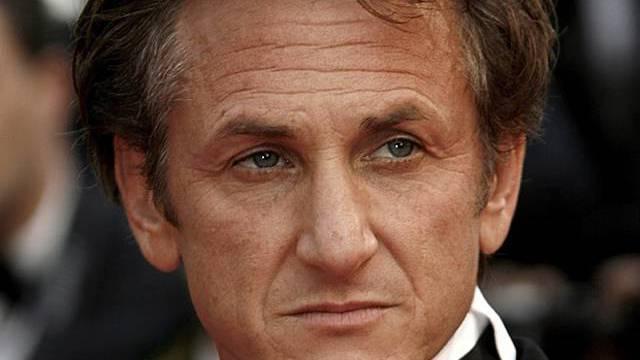 Schauspieler Sean Penn soll Fotografen angegriffen haben (Archiv)