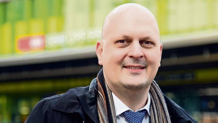 Michael Baumer (FDP), neu
