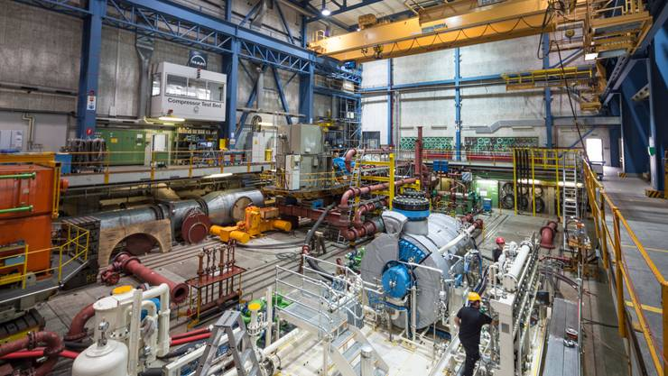Die Aussichten sind nicht rosig. Die Schweizer Industrie wird hart von der Coronapandemie getroffen. (Symbolbild)