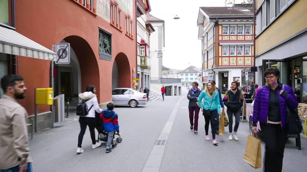 Kurznachrichten: Sperrung Appenzell, Velobrücke, FCSG