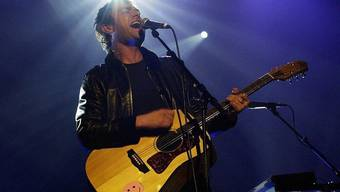 Leadsänger der Band Blur: Damon Albarn