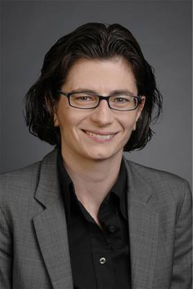 Gabrielle Rudolf von Rohr, Leiterin Finanzkontrolle