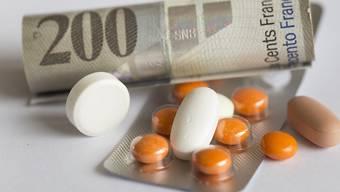 Die Medikamentenpreise hätten auf den 1. Dezember teilweise deutlich sinken müssen.