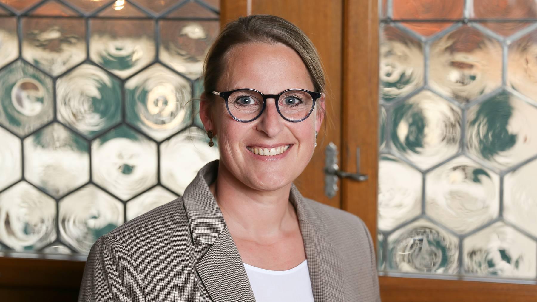 Sabine Beck-Pflugshaupt ist neue Stadtpräsidentin in Sursee