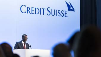 Credit-Suisse-Chef Tidjane Thiam streicht weitere 2000 Jobs.