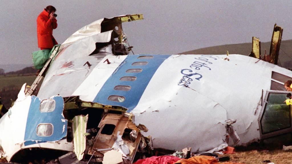 Lockerbie-Flugzeugabsturz könnte neu aufgerollt werden