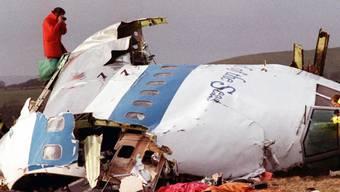 Beim Absturz des Jumbo-Jets der früheren US-Fluglinie Pan Am über dem schottischen Lockerbie im Jahr 1988 kamen 270 Menschen ums Leben. (Archivbild)