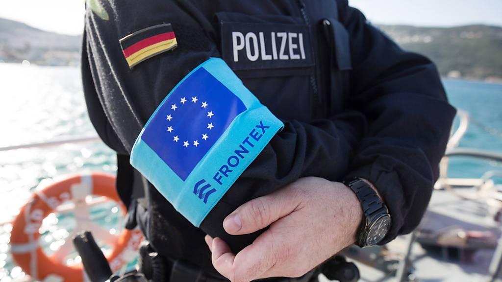 Grüne fordern bessere Kontrolle von Frontex-Grenzschutzbehörde