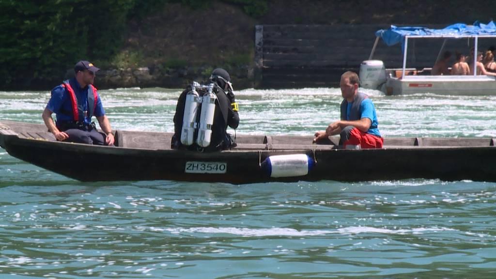 Wollte seinen Hund retten: 73-Jähriger im Rhein vermisst