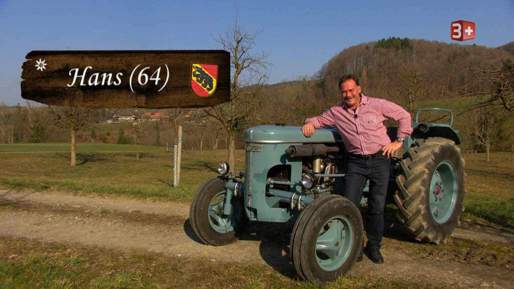 BAUER, LEDIG, SUCHT... ST15 - Portrait Hans (64)
