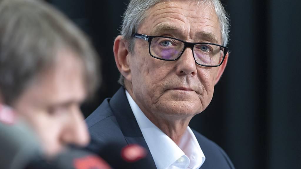 Roland Heri wie erwartet nicht mehr CEO im FC Basel