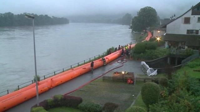 Der Aargau rüstet sich gegen Hochwasser