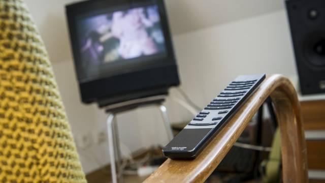TV-Gebühren für alle? Darüber streiten die Räte (Symbolbild)