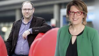 Simon Burger steht gilt als scharfer Hund. Nun steht er öffentlich in der Kritik. Parteikollegin Désirée Stutz sichert ihm nun Unterstützung zu.