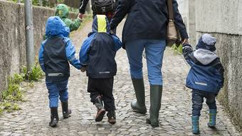 Familien, die ihre Kinder extern betreuen lassen, sollen nach dem Willen des Nationalrats künftig höhere Kosten von den Bundessteuern abziehen dürfen. (Themenbild)