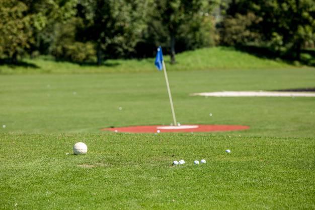 Der Golfplatz wurde um 9 Loch auf eine 27-Loch-Anlage erweitert