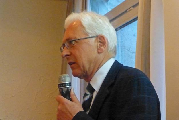 Hans Schenk, Präsident