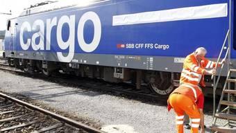 SBB Cargo streicht Stellen (Archiv)