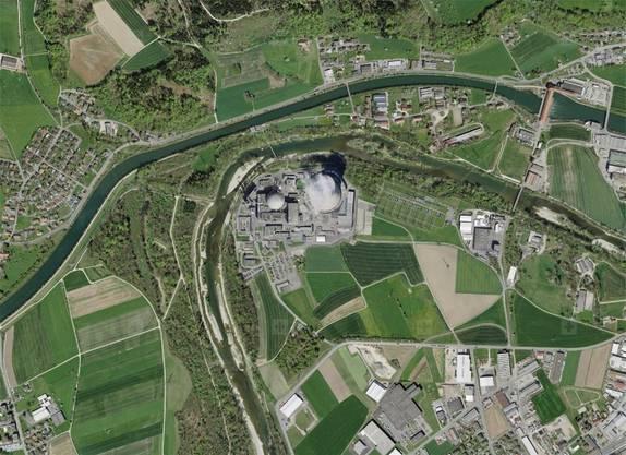 Neben dem Kernkraftwerk soll laut Plänen der Nagra eine Verpackungsanlage für atomare Abfälle zu stehen kommen.