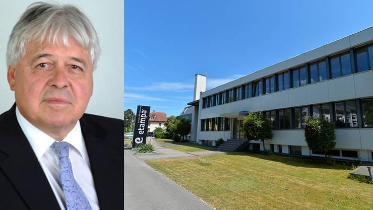 Hans-Rudolf Haefeli ist der neue CEO der Etampa AG