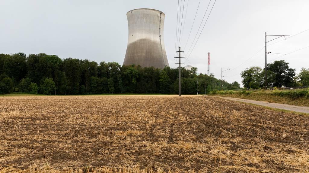 Ist seit 1984 in Betrieb: Das Kernkraftwerk Leibstadt.