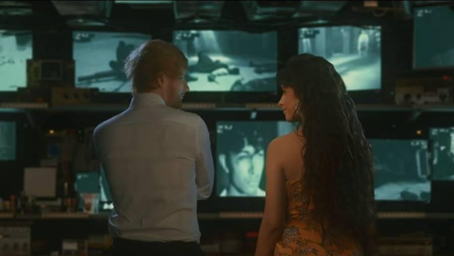Ed Sheeran auf Spionagejagd mit Camila Cabello und Cardi B