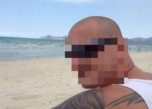 Der mutmassliche Täter A.: Er soll seine Eltern in Sarmenstorf getötet haben.