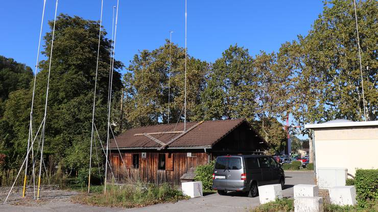 Das Pilzhüsli am Schadenmühleplatz wird bald abgebrochen.