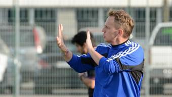 Dejan Rakitic steht auch in Zukunft in der Coachingzone, aber ab nächster Saison bei der 2. Liga inter Mannschaft des SC Dornach.