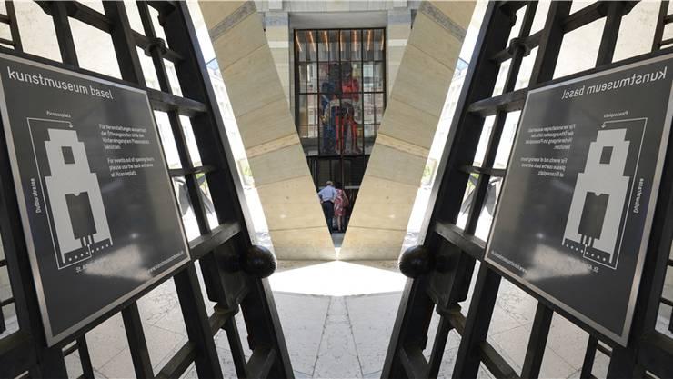 Das Basler Kunstmuseum will nun prüfen, ob sich auch Raubkunst in seinen Beständen befindet.