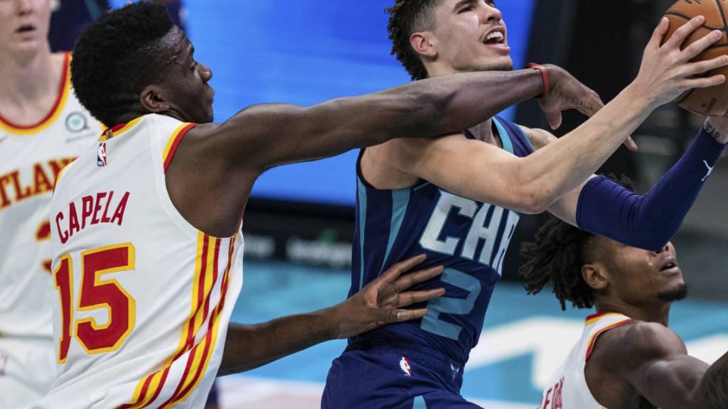 Capela und die Atlanta Hawks verlieren erneut