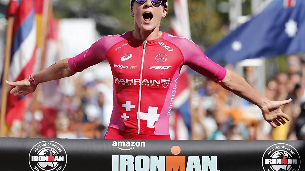 Auch in diesem Jahr wird Daniela Ryf in Hawaii ihren Siegen von 2015, 2016, 2017 und 2018 keinen weiteren Triumph hinzufügen können