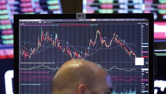Die Ergebnisse der US-Zwischenwahlen werden am Schweizer Aktienmarkt im frühen Handel gut aufgenommen. (Symbolbild)