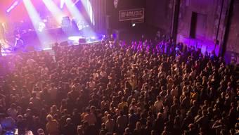 Das «m4music»-Festival kann nicht wie geplant im Zürcher Schiffbau stattfinden.