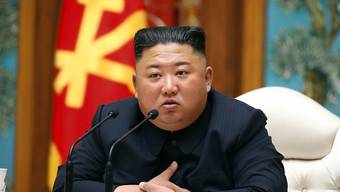 Gerüchte um eine angeblich schwere Krankheit: Nordkoreas Diktator Kim Jong Un.