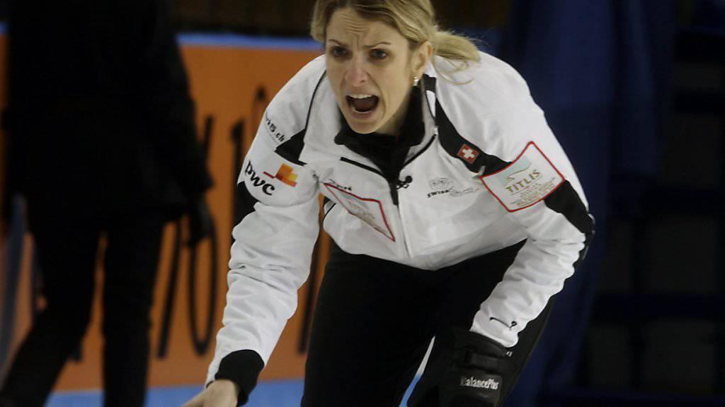 Silvana Tirinzoni hat derzeit ihr Team im Griff