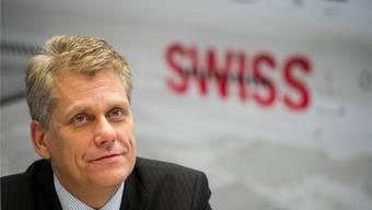 Swiss-Ceo Harry Hohmeister