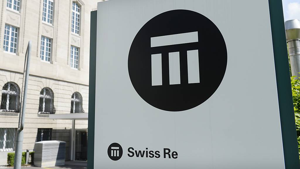 Swiss Re schreibt im ersten Quartal einen Verlust
