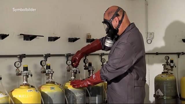 Wie gefährlich ist Chlorgas?