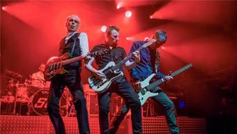 Die Band Status Quo gastiert am 20. September am Schupfart Festival – es ist der einzige Auftritt der Band in der Deutschschweiz im kommenden Jahr.