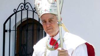 Richard Williamson 2007 in Argentinien (Archivbild)