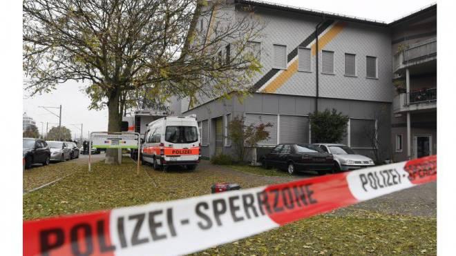 Am Mittwoch führte die Polizei eine Razzia in der Winterthurer An-Nur-Moschee durch. Foto: Keystone